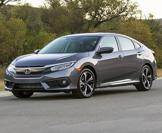 Honda Civic Car Rental Services Islamabad