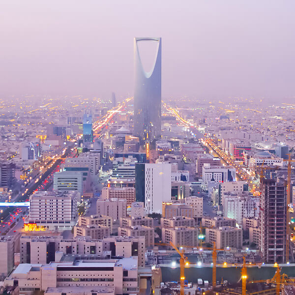 Flights to Saudi Arabia