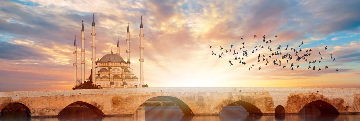 Cheap flights to Adana