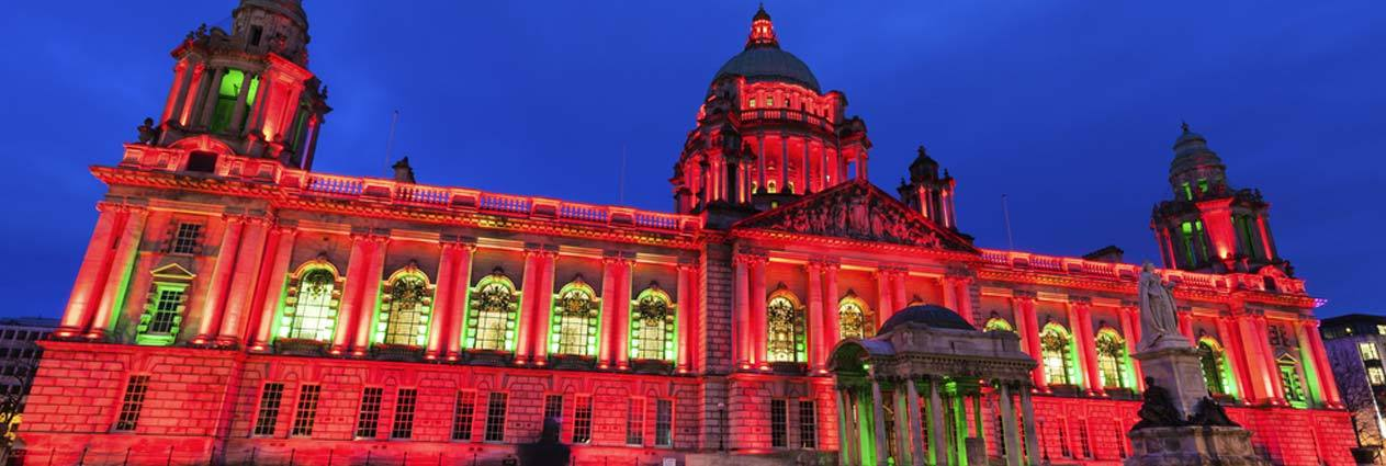Cheap flights to Belfast City