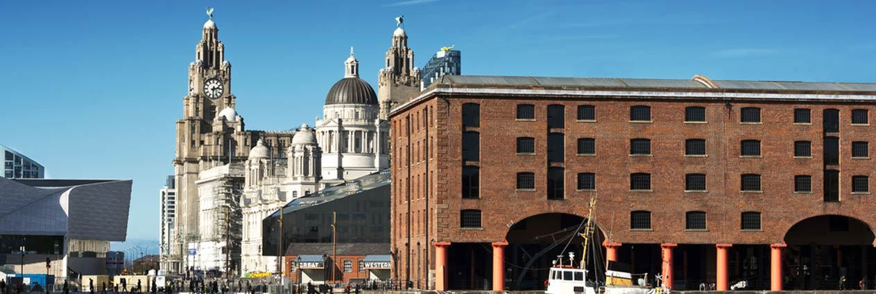 Cheap flights to Liverpool