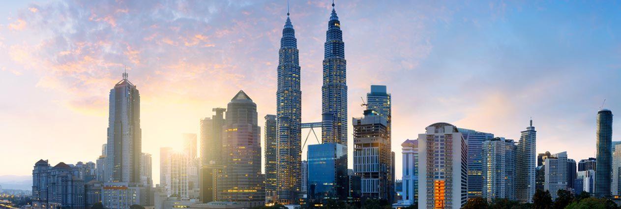 Cheap flights to Malaysia