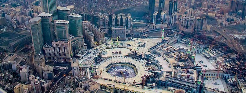 5 Star Luxury Umrah Package 10 Days