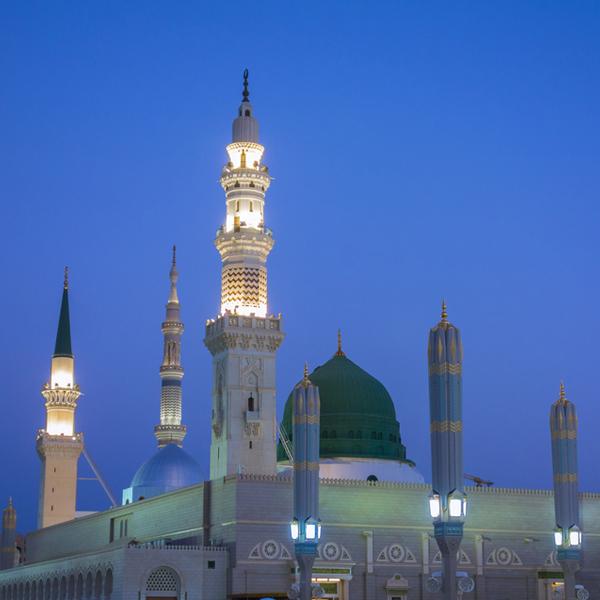 Masjid Nabwi, Saudi Arabia