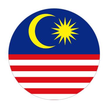 Malaysia Visa Flag