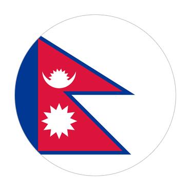 Nepal Visa Flag