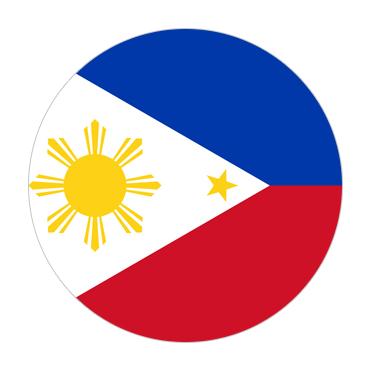 Philippines Visa Flag
