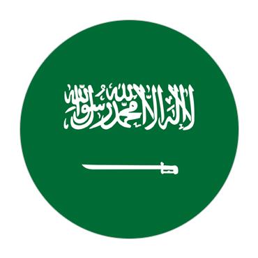 Saudi Arabia Visa Flag