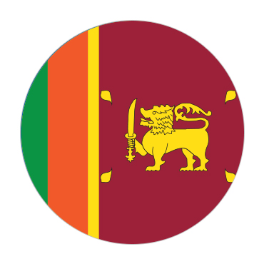 Sri Lanka Visa Flag